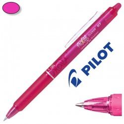 Pilot Boligrafo Frixion Clicker Rosa