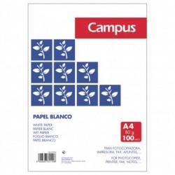 Campus Papel A4 80gr 100H