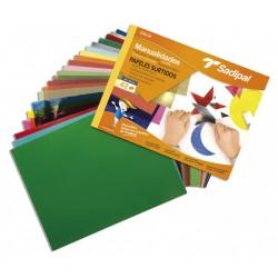 Sadipal Bloc Manualidades Papel Aluminio Premium