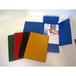 Saro Carpeta Carton A2 con solapa + gomas M614 A/N