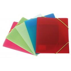 Colorgraf Carpeta PP A5 Solaplas colores surtidos