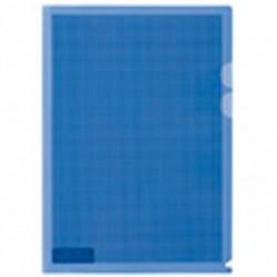 Plus Office Dossier A4+ Camuflaje Azul