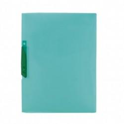 Plus Office Dossier A4 Pinza Plastico F-08 30h Verde