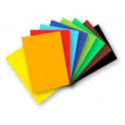 Sirio Cartulina A3 170gr. Colores Intensos 10h