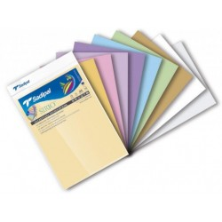 Sirio Cartulina A3 170gr. Colores Palidos 10h