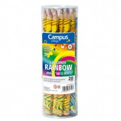 Campus Lapiz Rainbow