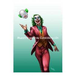 Javier Tejera Lamina A4 Joker