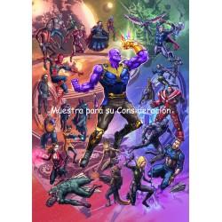 Javier Tejera Lamina A4 Epic Thanos