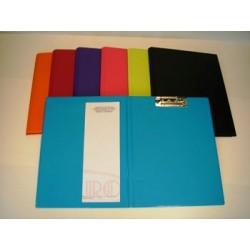 Saro Carpeta Folio PVC Miniclip Superior colores surtidos (1340/S)