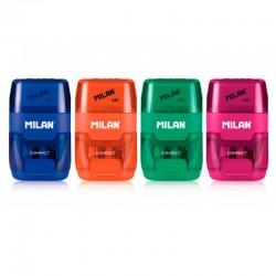 Milan Afilaborra Compact 2 bocas