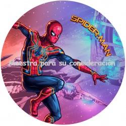 Javier Tejera Chapa 59mm. Spiderman