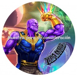 Javier Tejera Chapa 59mm. Thanos