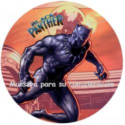 Javier Tejera Chapa 59mm. Black Panther