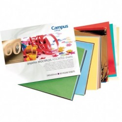 Campus Bloc Manualidades Multiple Folio 60h