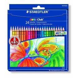 Staedtler Lapices Noris Club 24 colores (144 NC24)