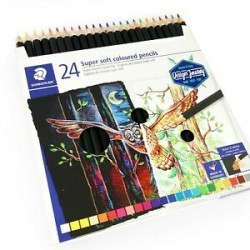 Staedtler Lapices Color Soft 24 colores