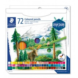 Staedtler Lapices 72 colores