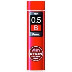 Pentel Minas Ain Stein C275-B 0,5mm 40u