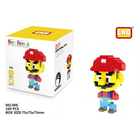 LNO MB006 Miniblock Super Mario Series