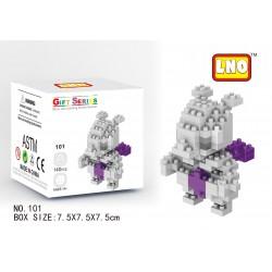 LNO MB101 Miniblock Podemon Series