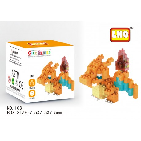 LNO MB103 Miniblock Pokemon Series