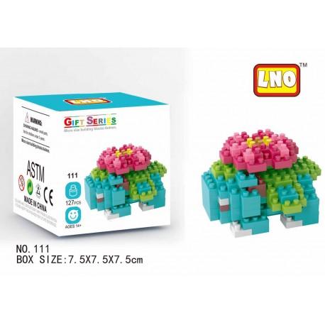 LNO MB111 Miniblock Pokemon Series