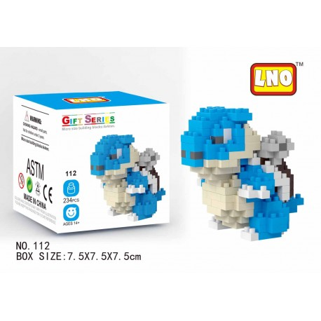 LNO MB112 Miniblock Pokemon Series