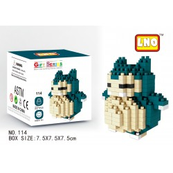LNO MB114 Miniblock Pokemon Series