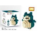 LNO MB114 Miniblock Pokemon Series