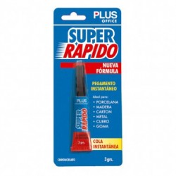 Makro Paper Pegamento Super Rapido 3gr.