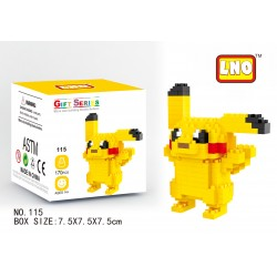 LNO MB115 Miniblock Pokemon Series
