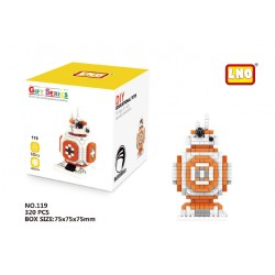 LNO MB119 Miniblock Star Wars Series