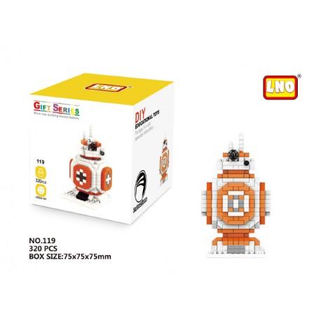 LNO MB119 Miniblock Star Wars Series