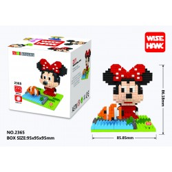 Wise Hawk MB2365 Miniblock Disney Series
