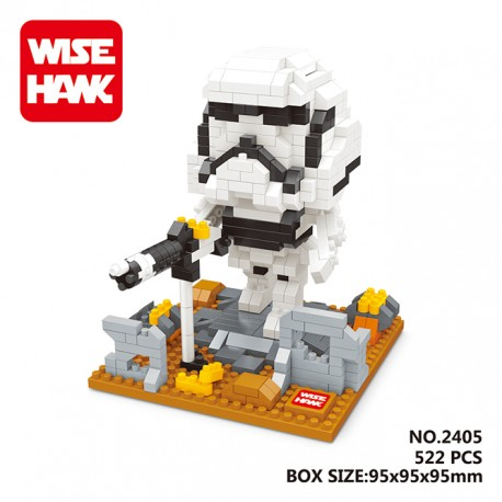 Wise Hawk MB2405 Miniblock Star Wars Series