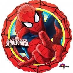 Anagram 2635001 Globo Foil Spiderman Ultimate
