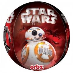 Anagram 32662 Globo Orbz Star Wars New Saga 40cm.
