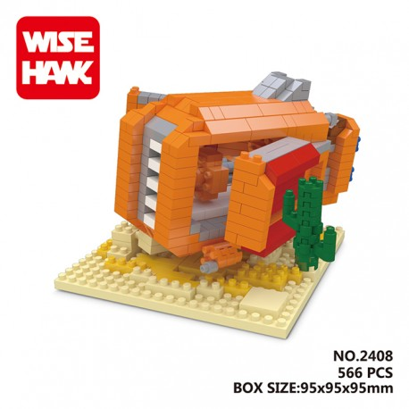Wise Hawk MB2408 Miniblock Star Wars Series