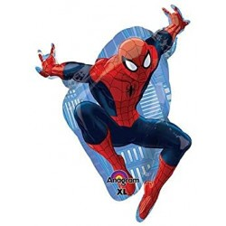 Anagram 26340 Globo Foil Spiderman XL