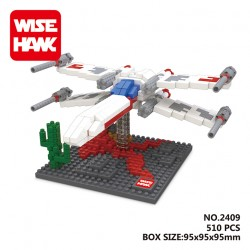 Wise Hawk MB2409 Miniblock Star Wars Series