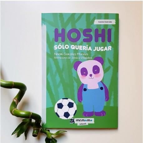 Cuento Hoshi Sólo Quería Jugar