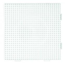 Hama 234 Placa Midi Cuadrada Conectable Blanca 841 clavijas