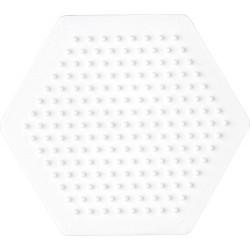 Hama 223 Placa Midi Hexagono Pequeno 169 clavijas